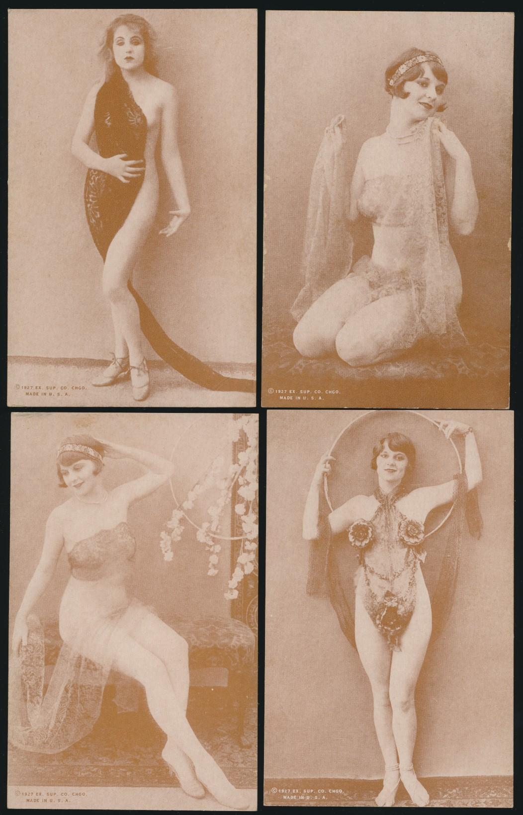 [exhibitgirls1927]